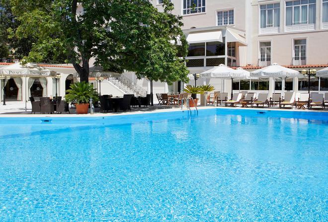 迪奥森尼亚酒店 - 雅典 - 游泳池
