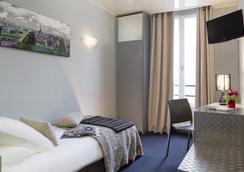 布玛尔查酒店 - 巴黎 - 睡房