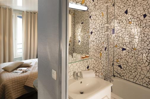 布玛尔查酒店 - 巴黎 - 浴室