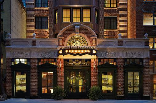 纽约玉石酒店 - 纽约 - 建筑