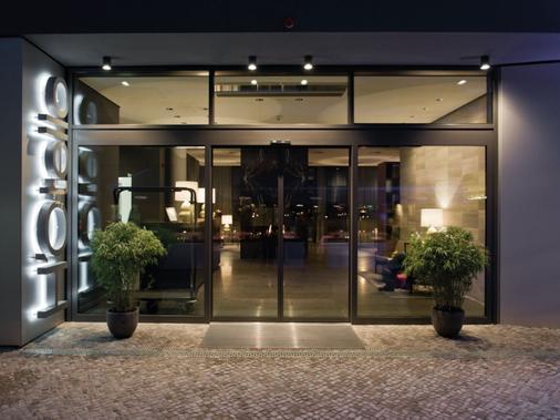 柏林H·奥赛罗K`80酒店 - 柏林 - 大厅