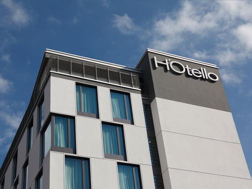 柏林H·奥赛罗K`80酒店 - 柏林 - 建筑