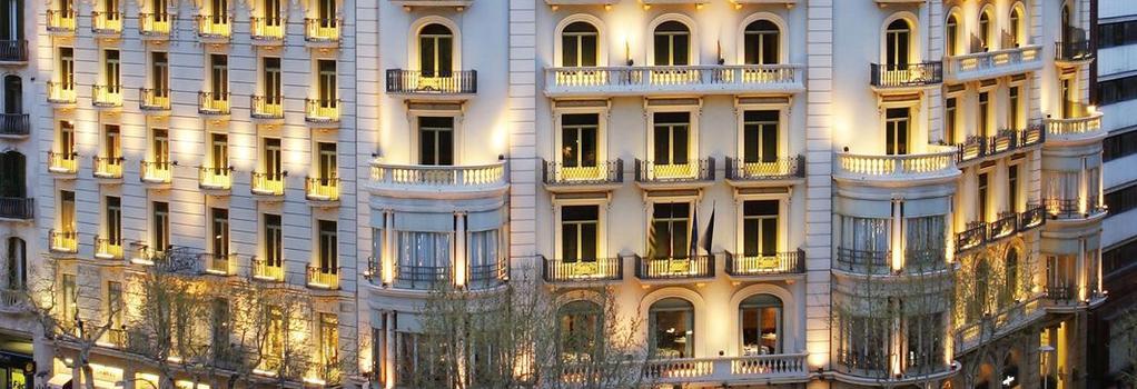巴塞罗纳GL莫伽斯提克酒店&温泉 - 巴塞罗那 - 建筑