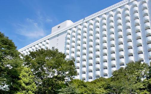 新高轮格兰王子大饭店 - 东京 - 建筑