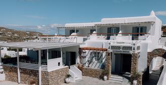 伊娃可爱酒店 - 米科諾斯岛 - 建筑