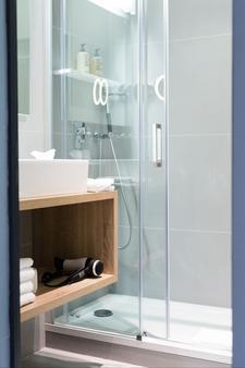 有关柏林酒店 - 柏林 - 浴室