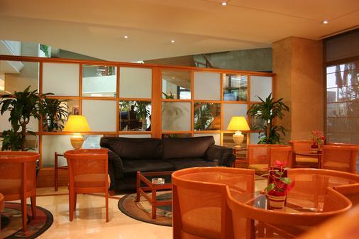 兰卡斯特劳切尔套房酒店 - 贝鲁特 - 大厅
