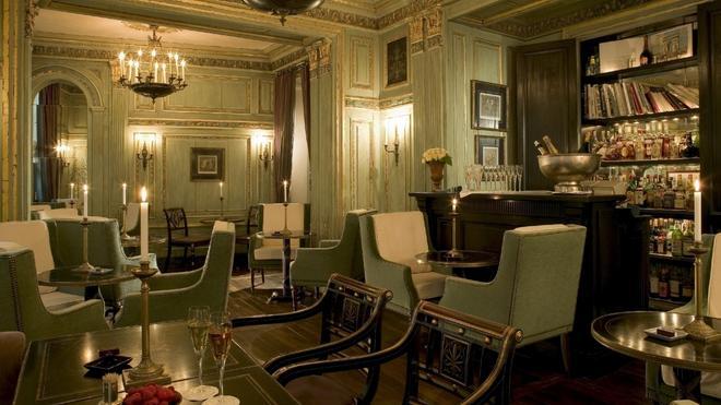 多坎酒店-臻品之选 - 巴黎 - 酒吧