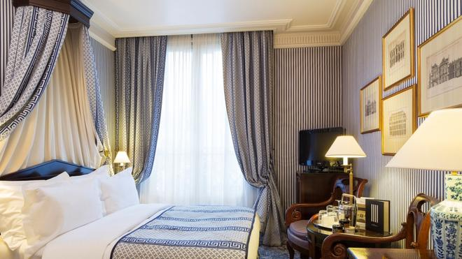 多坎酒店-臻品之选 - 巴黎 - 睡房