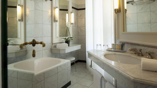 多坎酒店-臻品之选 - 巴黎 - 浴室