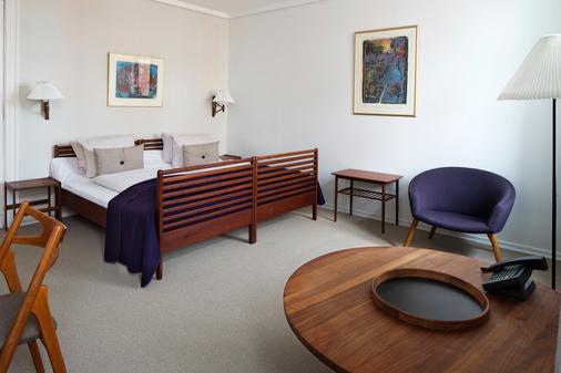 哥本哈根亚历山德拉酒店 - 哥本哈根 - 睡房