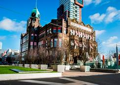 鹿特丹纽约酒店 - 鹿特丹 - 建筑