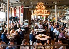 鹿特丹纽约酒店 - 鹿特丹 - 餐馆