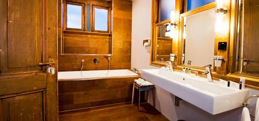 鹿特丹纽约酒店 - 鹿特丹 - 浴室