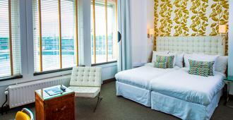 鹿特丹纽约酒店 - 鹿特丹 - 睡房