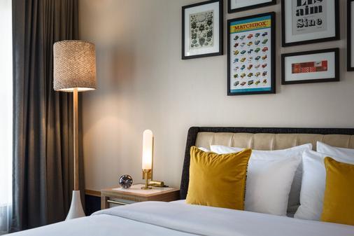 斯科菲尔德金普顿酒店 - 克利夫兰 - 睡房