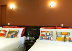 纽约维斯塔 - 耐斯塔酒店 - 皇后区 - 睡房