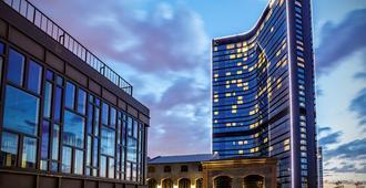 伊斯坦布尔波蒙第希尔顿酒店及会议中心 - 伊斯坦布尔 - 建筑