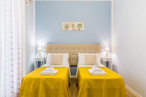 昂达滨海客房旅馆 - 卡利亚里 - 睡房
