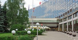 莫斯科奥林匹克阿兹姆大酒店 - 莫斯科 - 建筑