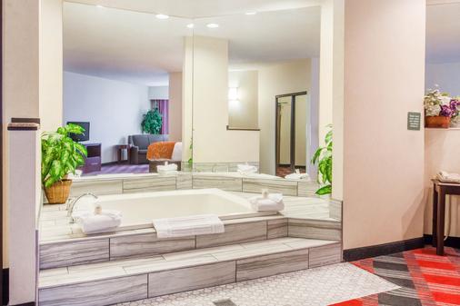 凯富套房酒店 - 温哥华 - 浴室