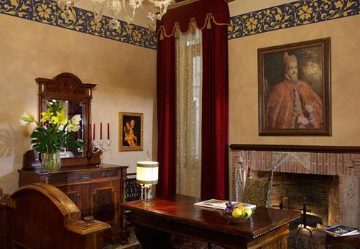 帕拉佐普瑞里酒店 - 威尼斯 - 客房设施