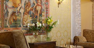 帕拉佐普瑞里酒店 - 威尼斯 - 大厅