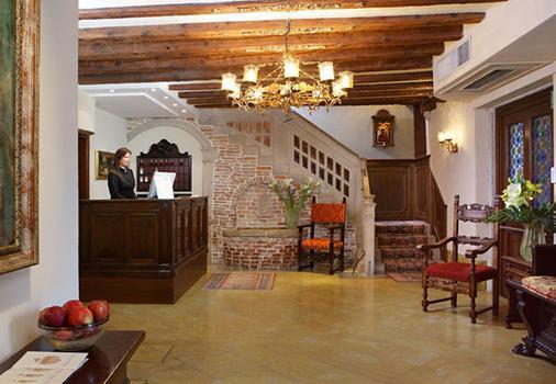 帕拉佐普瑞里酒店 - 威尼斯 - 柜台