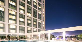 布里斯班斯坦福广场酒店 - 布里斯班 - 建筑