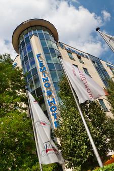 慕尼黑施瓦宾格弗莱明酒店 - 慕尼黑 - 户外景观