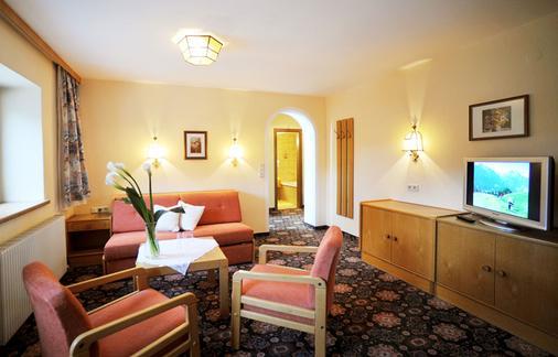 吉尔奇乐温暖酒店 - 图克斯 - 客厅