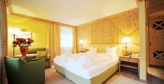 吉尔奇乐温暖酒店 - 图克斯 - 睡房