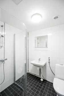 Forenom Aparthotel Helsinki Herttoniemi - 赫尔辛基 - 浴室