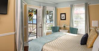 马林楼海湾酒店 - 圣奥古斯丁 - 睡房