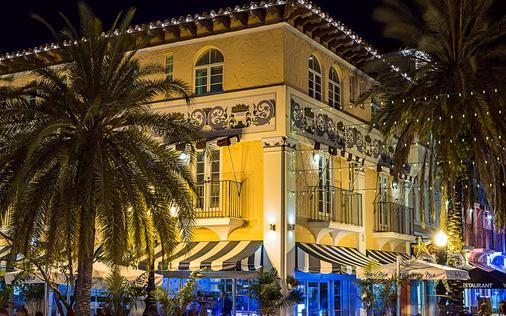艾尔帕西奥酒店 - 迈阿密海滩 - 建筑
