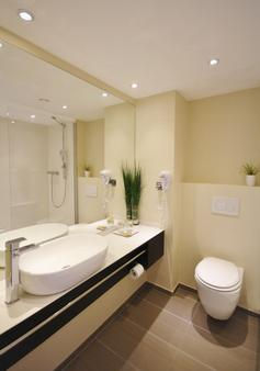 卡尔门酒店 - 卡尔斯鲁厄 - 浴室