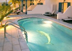 Mediterranean White - 卡马利 - 游泳池