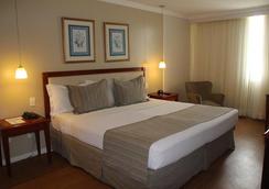 奥林达里奥酒店 - 里约热内卢 - 睡房