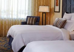 劳德代尔堡游轮港口万丽酒店 - 劳德代尔堡 - 睡房