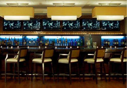 劳德代尔堡游轮港口万丽酒店 - 劳德代尔堡 - 酒吧