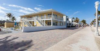 好莱坞海滩酒店 - 好莱坞 - 建筑