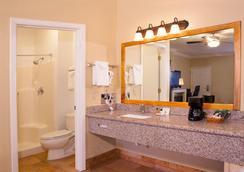 德瑟奎尔塞多纳贝尔罗克旅馆 - 塞多纳 - 浴室