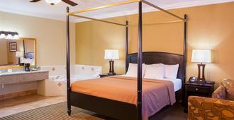 德瑟奎尔塞多纳贝尔罗克旅馆 - 塞多纳 - 睡房