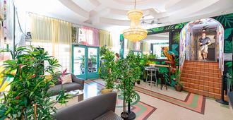 迈阿密海滩国际青年旅舍 - 迈阿密海滩 - 大厅