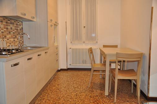 卡布拉嘎迪娜卡拉巴 - 威尼斯 - 餐厅