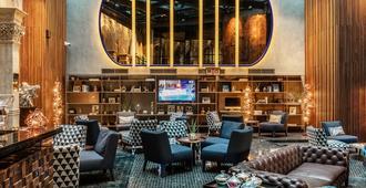 克拉克布达佩斯酒店 - 仅供成人入住 - 布达佩斯 - 大厅