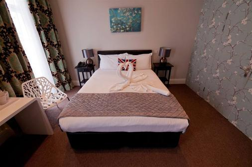 奥帕丁顿酒店 - 伦敦 - 睡房