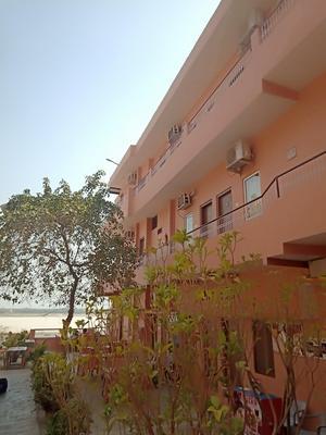 阿尔卡酒店 - 瓦拉纳西 - 阳台
