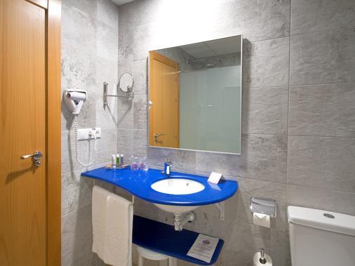 赛维集团特里内玛酒店 - 贝尼卡西姆 - 浴室