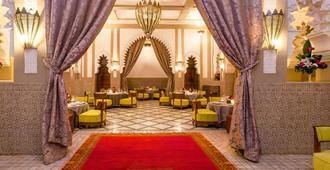 贾汀斯阿格达勒温泉酒店 - 马拉喀什 - 餐馆